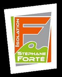 """""""Logo Forté, entreprise de peinture eure-et-loir"""""""